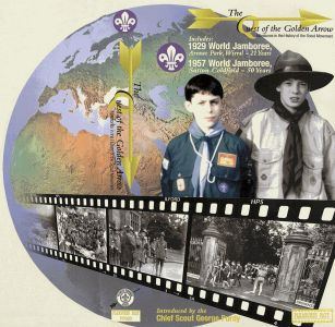 Scouts . . . The Quest of the Golden Arrow